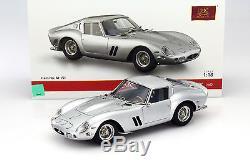 Ferrari 250 GTO Année 1962 argenterie 118 CMC