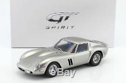 Ferrari 250 GTO année de construction 1962 argent 112 GT-SPIRIT