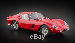 Ferrari 250 Gto 1962 CMC Rouge 1/18