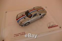 Ferrari 250 LM 1963 AMR ROSSO MODELS