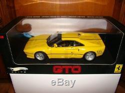 Ferrari 288 Gto Jaune Elite 1/18 Eme Limited Edition Superbe Et Rare
