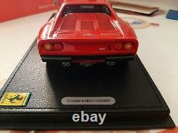 Ferrari 288 gto 1/18 BBR