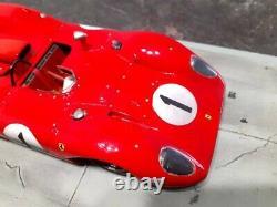 Ferrari 312 P Spyder, Fisher Model & Pattern 1/24 Built