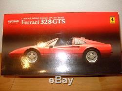Ferrari 328 gts kyosho 118