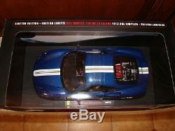 Ferrari 360 Modena Challenge Stradale Elite 1/18 Eme Bleu. Limited Edition
