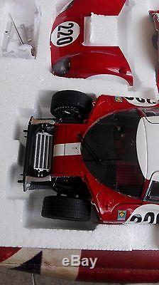 Ferrari 412P 1/18 GMP 412 P scuderia Filipinetti