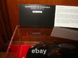 Ferrari 458 Speciale Mr Collection Cameleon Paint 1/18 Eme Superbe Et Tres Rar