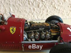 Ferrari 500 F2 118 Metall Exoto Virtrinenmodell