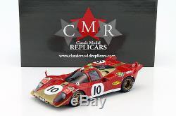 Ferrari 512S #10 24h LeMans 1970 Kelleners, Loos 118 CMR