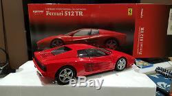 Ferrari 512 TR Kyosho 1/18 en boite
