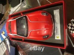 Ferrari 599 GTB Alonso Personal Car BBR 118