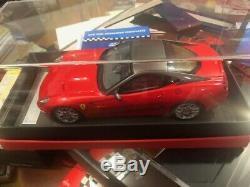 Ferrari 599 HGTE BBR 118