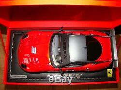 Ferrari 599xx Evo Bologna Motor Show 2011 Bbr 1/18 Eme Limited Superbe Rar