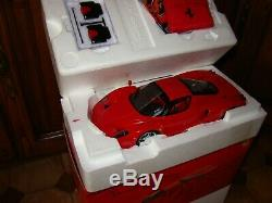 Ferrari Enzo Bbr 1er Edition Rouge Rosso Corsa 1/18 Eme Limited Edition