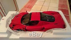 Ferrari Enzo Rosso First Edition Au 1/18 Par Bbr
