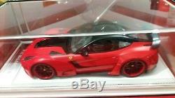 Ferrari F12 Novitec N Largo S Rosso Corsa Davis & Giovanni 118