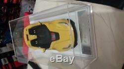 Ferrari F12 TRS Giallo Modena Davis & Giovanni 118