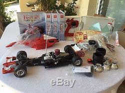 Ferrari F1 2005 Thermique de compétition à léchelle 1/8e