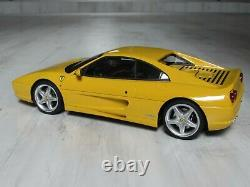 Ferrari F355 Berlinetta Jaune 1/12 Gt Spirit Serie Limitee 02/300 Comme Neuve