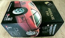 Ferrari F40 1/8 Pocher / Rivarossi Rouge Neuf Collector Rare