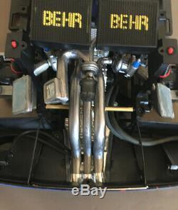 Ferrari F40 Le Mans Modèle Pilot #40 De Chez Pocher Echelle 1/8