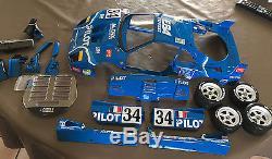 Ferrari F40 Pocher echelle 1/8 PILOT 1995