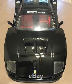 Ferrari F40 Pocher version sport échelle 1/8