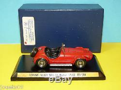 Ferrari Felber par Michel Lauze 1/43