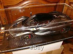 Ferrari Laferrari Amalgam Grigio Ferro 1/12 Eme Limited Edition Tres Rare