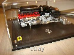Ferrari Laferrari Moteur Echelle 1/8 Eme Limited Edition A Voir Superbe Rare
