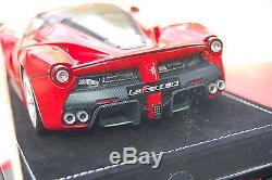 Ferrari Laferrari Rosso Corsa Fe09a 1/18 Mr Collection