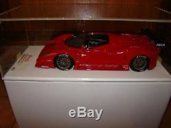 Ferrari P4/5 Competizione Apm Echelle 1/18 Rouge Limited Edition 08/15 Rare