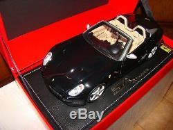 Ferrari Sa Aperta Street Bbr Noir Echelle 1/18 Limited Edition Superbe