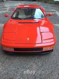 Ferrari Testarossa Coupe K51 Pocher Rivarossi 1/8 Top