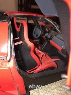 Ferrari enzo 1/10 altaya deagostini