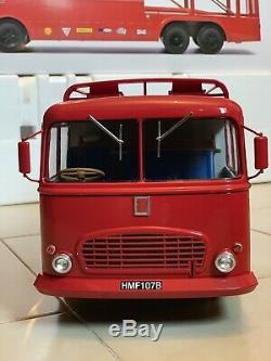 Fiat Bartoletti Camion 306/2 Ferrari Film Lemans 118 norev