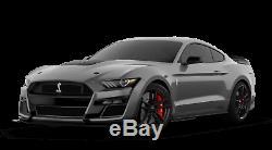 Ford Shelby GT500 Grey GT814 GT Spirit 1/12