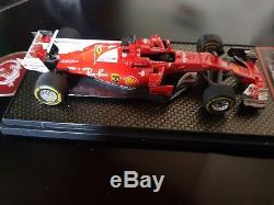 Formule 1 Ferrari SF70-H 1/43 BBR Vettel
