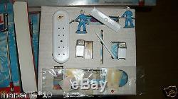 GARAGE TOTAL MONT-BLANC sous blister avec boîte complémentaire N° 1 2 3