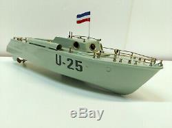 GIL Vedette lance-torpille U-25