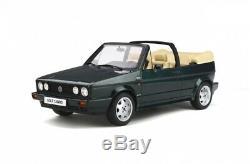 GOLF CABRIOLET 1/12 OttO models OttOmobile G036 EN STOCK