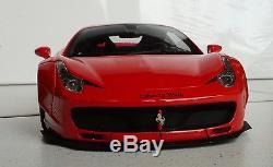 GT SPIRIT GT084 FERRARI 458 ITALIA LB, LIBERTY WALK, 1/18, NEU+OVP, MIB