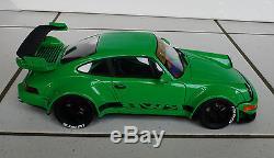 GT SPIRIT ZM039 PORSCHE 911 964 RWB, RAUH WELT, 1/18, GRÜN / GREEN, NEU+OVP, MIB