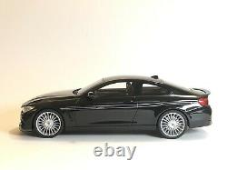 GT Spirit BMW Alpina B4 Biturbo Noire 118 Édition Lim. Exclu Modelissimo Neuf