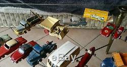 Gros Lot Dinky Toys d'origine (pas réédition Atlas)sorties de grenier +solido