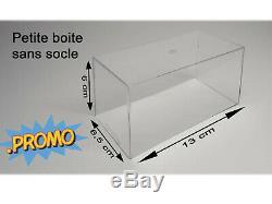 Grossiste lot de 50 boites vitrine pour 143 éme produit neuf
