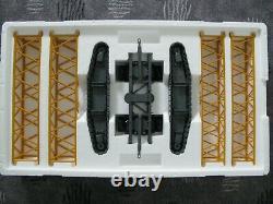 Grue Liebherr LR 1750 jaune Conrad 1/50 état neuf en boite ref 2736