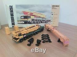 Grue Liebherr LTM 1800 LIEBHERR YCC 1/50 WITH BOX