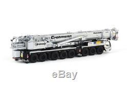 Grue automotrice LIEBHERR LTM 1500-8.1 GROHMANN WSI 01-1426 échelle 1/50°