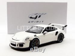 Gt Spirit 1/18 Porsche 911 / 991 Gt3 Rs 2016 Zm106